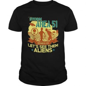 Lets See Them Aliens Free The Aliens UFO Memes unisex