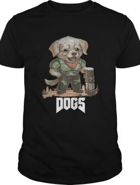 QuakeCon Doom Dogs Shirt