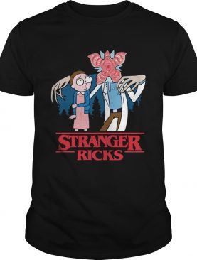 Rick and Morty Stranger Ricks shirts