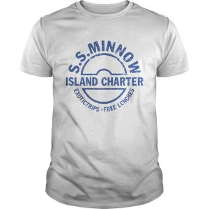SS Minnow Island charter exotic trips free lunches unisex