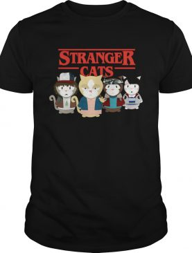 Stranger Cats shirt