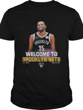 Welcome to Brooklyn Nets shirt