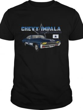 Chevy Impala 1967 Dallas Cowboys shirt