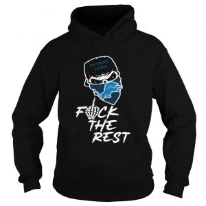 Detroit Lions fuck the rest hoodie