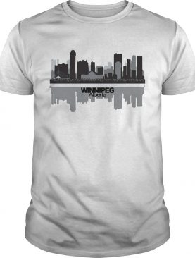 Winnipeg Alberta Shirt AJ Cole III T Shirt