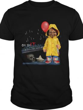 Chucky Georgie Denbrough oh shit IT shirt