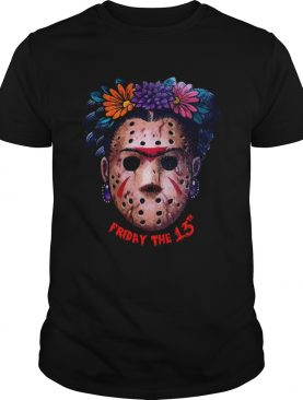 Frida Kahlo Jason Voorhees Friday the 13th shirt
