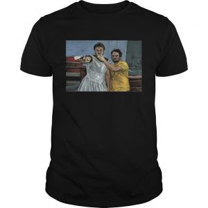 Mac and Charlie its always sunny in Philadelphia canvas unisex