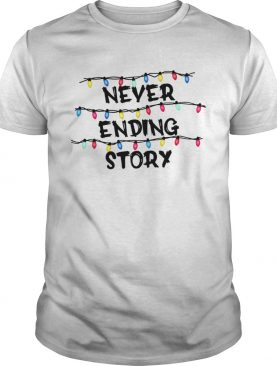 Never Ending Story Stranger Things shirt