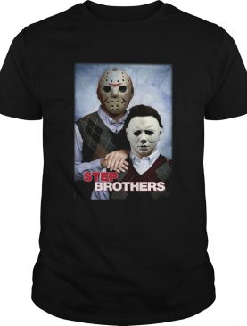 Step Brothers Jackson and Michael Myers shirt