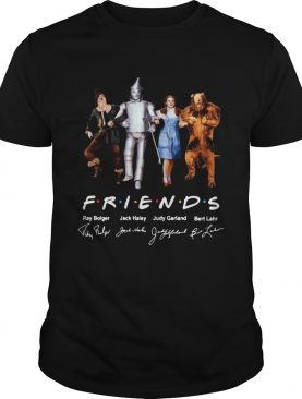 The Wizard of Oz FRIENDS signature shirt