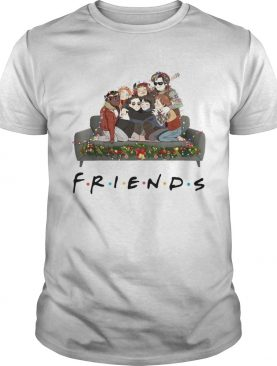 Stranger Things Friends tv show Christmas shirt