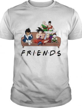 Dragon Ball Friends tv show shirt