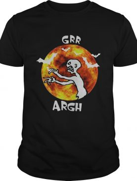 Take a glance at this Zombie vampire grr argh mutant enemy halloween shirt