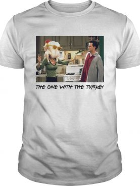 The one with the Turkey Friends tv show shirt