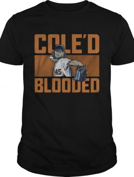 Coled Blooded shirt