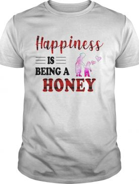 Happiness Is Being A Honey Caro TShirt