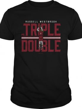 Russell Westbrook Mr. Triple Double shirt