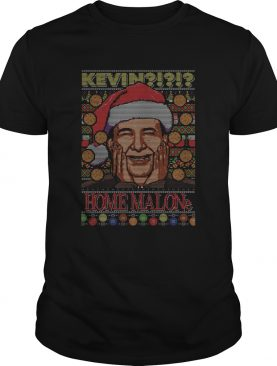 Kevin Home Malone Ugly Christmas Sweater