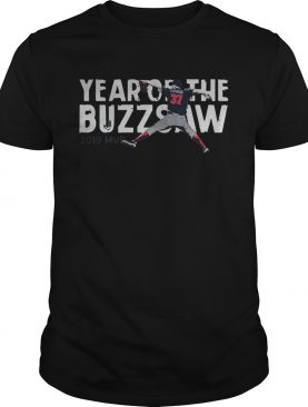Stephen Strasburg Year Of The Buzz Saw 2019 MVP Shirsweat shirt