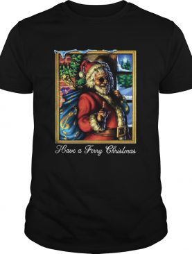 Jerry Garcia Have A Jerry Christmas shirt