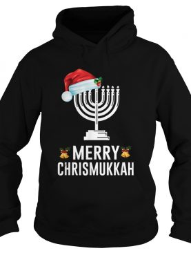 Hot Happy Chrismukkah Funny Hanukkah and Christmas Gift sweater