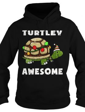 Turtley awesome christmas sweater