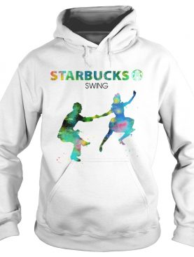 Starbucks Swing Dance Shirt