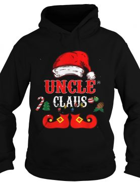 Funny Uncle Claus Santa Hat Christmas sweater