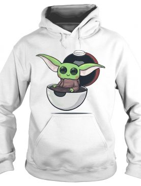 Official Baby Yoda soft alien warm alien sleeping in your ball shirt by tshirt