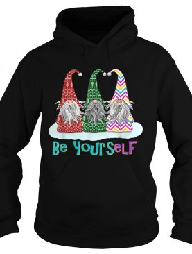 Beautiful Three Gnomes Be Yours-Elf Funny Christmas sweater