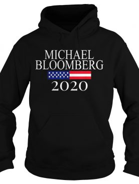 Michael Bloomberg US President 2020 American Flag shirt