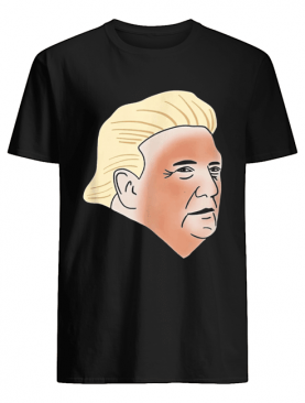 Trump Tan Line Tee Shirt