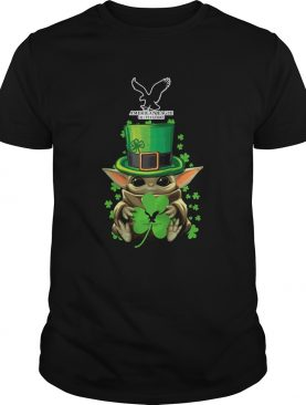 Baby Yoda American Eagle Outfitters Shamrock St.Patrick's Day Shirt