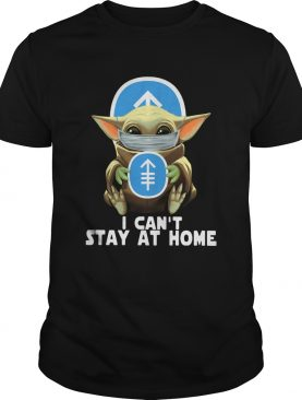 Baby Yoda Face Mask Memorial Sloan Kettering Cancer Center Cant Stay At Home shirt