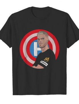 Redmen idols captain H shirt