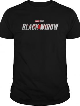Marvel Black Widow Movie For May 2020 shirt