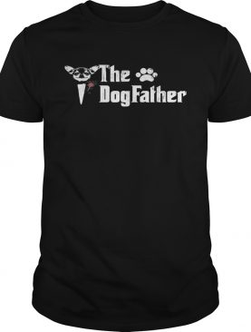 The dogfather paw shirt