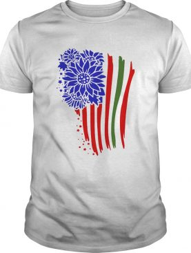 Flowers Military July 4 Classic shirt