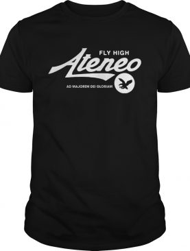 Fly High Ateneo shirt
