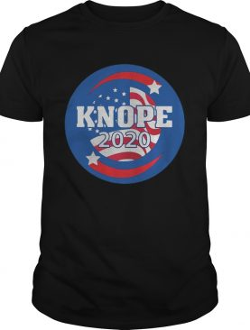 Leslie Knope For President 2020 American Flag Independence Day shirt