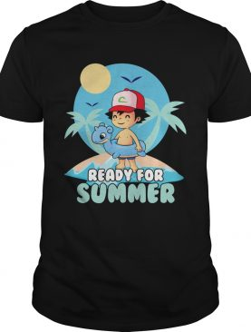 Ready For Summer The Master Ball shirt