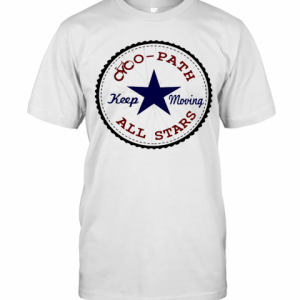 Cyc Path All Stars Keep Moving Star T-Shirt