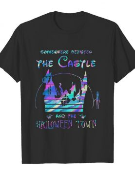 Somewhere Between The Castle And The Halloween Town