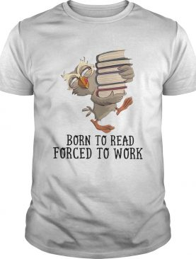 Born To Read shirt