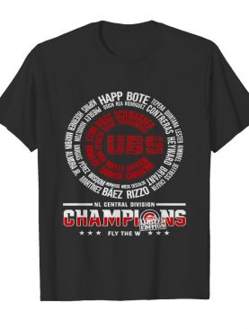 Nl Central Division Champions Fly Unisex shirt