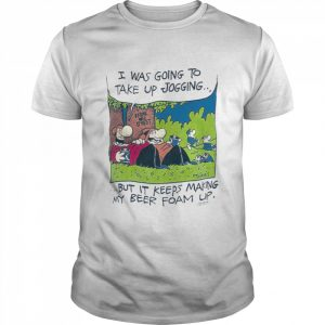 Frank and ernest comic shirt