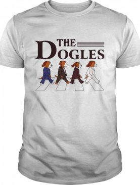 The Dogles Abbey Road shirt